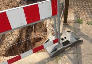 start-kabelverlegung